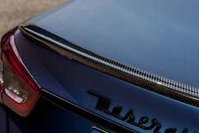 NOVITEC Carbon Rear Spoiler Lip - Maserati Quattroporte 2014-newer