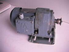 Motoréducteur SEW triphasé 0,25 Kw sortie 139 t/mn