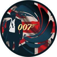 Tuvalu 2020 1$ - James Bond 007 - 003 - 1 Oz Silbermünze