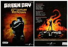 """GREEN DAY """"21st Century Breakdown"""" (PARTITIONS / SHEET MUSIC) Guitar Tab Ed 2009"""