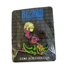 Blizzcon 2015 EXCLUSIVE Murkadin Murloc Illidan Pin Goody bag loot WoW