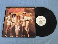 TOTO COELO MAN O WAR 1983 AUSTRALIAN RELEASE LP