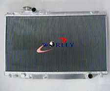 For Toyota Supra Mark 4 IV JZA80 Turbo MT 1993-1998 TURBO Aluminum Radiator