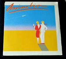 ANIMOTION-SELF TITLED-ELECTRONIC,ROCK-1984-SEALED LP