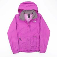 THE NORTH FACE HyVent Purple 00s Nylon Casual Outdoor Jacket Womens S