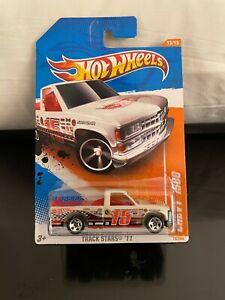 Hot Wheels Chevy 1500 Track Stars '11  D2!