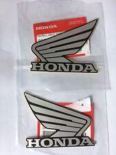 Honda MSX125 GROM Monkey Bike Tanque Ala calcomanías par MSX Z50