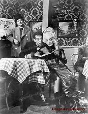 8x10 Print Marlene Dietrich Cantinflas Around World 80 Days