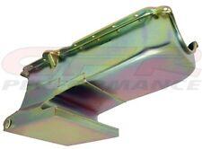 1962-67 CHEVY II NOVA 1986-02 SMALL BLOCK 305-350 DRAG RACING OIL PAN zinc plate