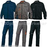 Delta Plus Panoply MACH2 Mens Uniform Work M2PAN Trousers Pants + M2VES Jacket