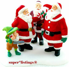 Dept. 56 Santas in Training Retired North Pole 4020209 New in Box