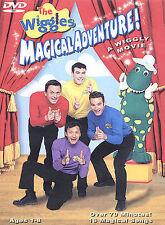 Wiggles - Magical Adventure (DVD, 2003)