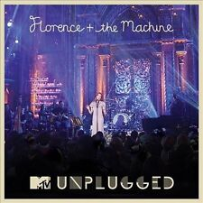 MTV Unplugged [CD/DVD] [Deluxe Edition] by Florence + the Machine (CD, 2012,...
