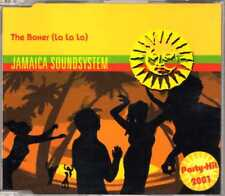 Jamaica Soundsystem - The Boxer (La La La) - CDM - 2001 - Reggae Pop 6TR