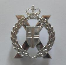 BRITISH ARMY CAP BADGE. THE LONDON YEOMANRY AND TERRITORIALS.