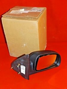 NOS GM 2002-2009 Chevrolet GMC Buick Trailblazer Rainier Envoy mirror # 15097479