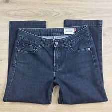 Jag Capri / Cropped  High Rise Blue Women's Jeans Size 11 W28 L 21.5 (M17)