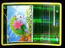 POKEMON PLATINE HOLO INV  N°  14/127 SHAYMIN (Superbe)
