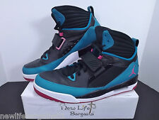 Nike JORDAN Flight 97 Mens Shoe Size 12 Black Fusion Pink Teal 654265-019