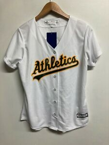 Oakland Athletics Women's MLB Home Replica Jersey - Large - NWD