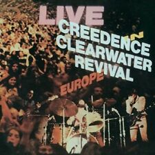 Creedence Clearwater Revival - Live In Europe (180g 2LP Vinyl, Gatefold) 2016
