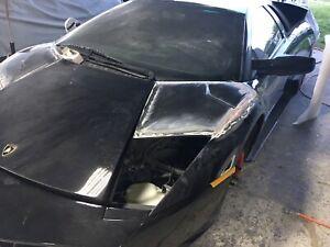 Murcielago Lamborghini LP670 Front Upper Vent Fenders Pair RH LH
