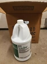 New listing Hillyard Nutra Rinse Case Of 4 Four Gallon Jugs