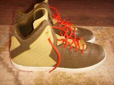 Nike Lebron XI NSW Lifestyle (GREEN/GOLD) 616766-300 Mens Size 11