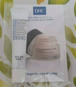 DHC MOISTURIZE Concentrated EYE CREAM eye moisturizer for delicate skin 4g