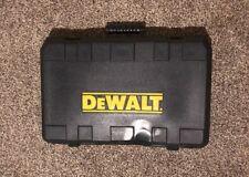 Dewalt DW929KC-2 Combination Reciprocating Saw/Cordless Drill Case.