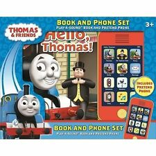 Thomas & Friends Book and Phone Set 1450873979 The Cheap Fast Post