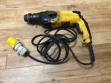110 V 110 Volt 1300 W Dewalt D21570K-LX 2 Speed Dry Diamond Drill Yellow//Black