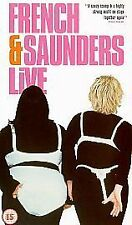French And Saunders - Live (VHS, 2000)