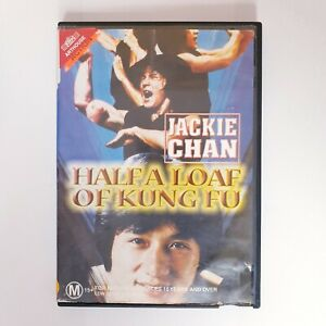 Half A Loaf Of Kung Fu Movie DVD Region 4 PAL Free Postage Arthouse Action