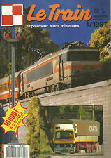 LE TRAIN N°01 Z2 / ADIEU AU PICASSO / INSTALLATION MINIERE / LA FLECHE D'OR