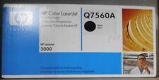 ORIGINALE HP 314a TONER q7560a BLACK NERO PER COLOR LASERJET 3000 CARTONE C