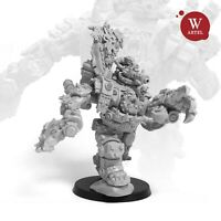 Iron Boss by Artel W Miniatures - 3rd Party Ghazghkull Ork Warboss in Mega Armor