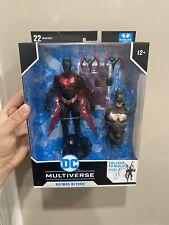 "McFarlane DC Multiverse BATMAN BEYOND Target Exclusive 7"" Figure NIB (CTB #1)"