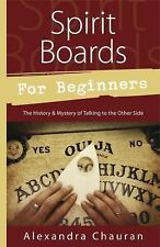 Spirit Boards Ouija for Beginners ~ Wiccan Pagan Metaphysical Book Supply