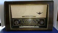 Vintage German Tube Radio NORDMENDE 3D
