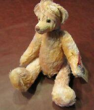 "Vintage Mohair Collection RUSS 13"" Jointed Peach Humpback Teddy Bear ""Cornelia"""