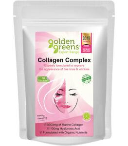 Collagen Complex, Golden Greens Expert - Winner Best Beauty Supplement 2019