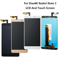For Xiaomi Redmi Note 1/2/3/4 LCD Display Touch Screen Digitizer Repair Assembly