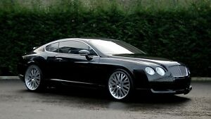 BENTLEY CONTINENTAL GT Lowered Suspension Kit 2006-2018FLYING SPUR 2012-2018