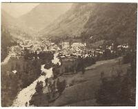 Francia per Identificare Vintage Albumina Ca 1875 Piccolo Formato 5,8x7,7cm