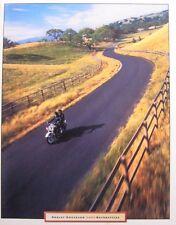 2005 Harley Davidson Prestige Brochure Sportster Super Electra Glide Dyna HUGE