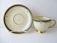 """Lenox Buchanan Cup & Saucer - 2 3/4"""" 0807D"""