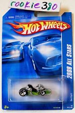 2008 Hot Wheels ALL STARS #62 ∞ GO KART ∞ GREEN OLD CARD