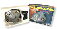 Vtg SPACE COMMANDER RADIO CONTROL Toy BANDAI / HALES Retro Toy Boxed (4)
