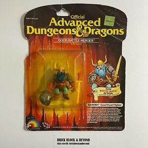 1983 LJN Advanced Dungeons & Dragons Series 2 Battle-Matic Action Elkhorn MOC